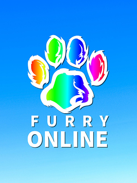 furry-online-game-logo-poster