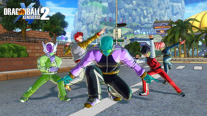 Ginyu_Force(Team_Fighting_Pose)