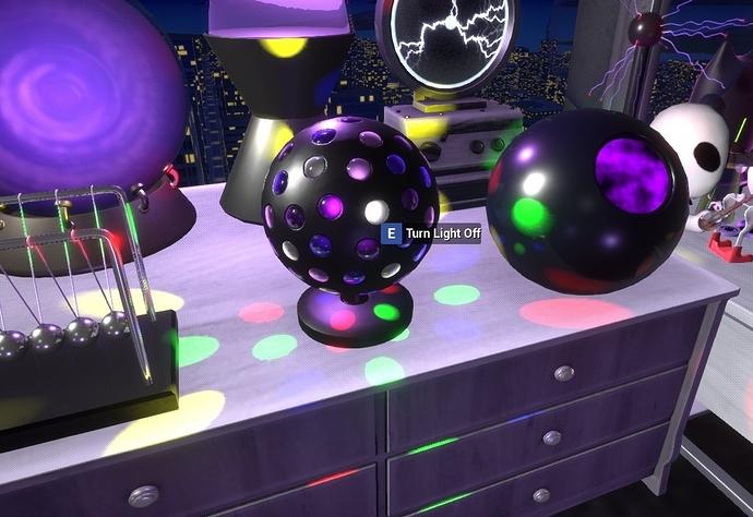 Light Bug Disco Ball