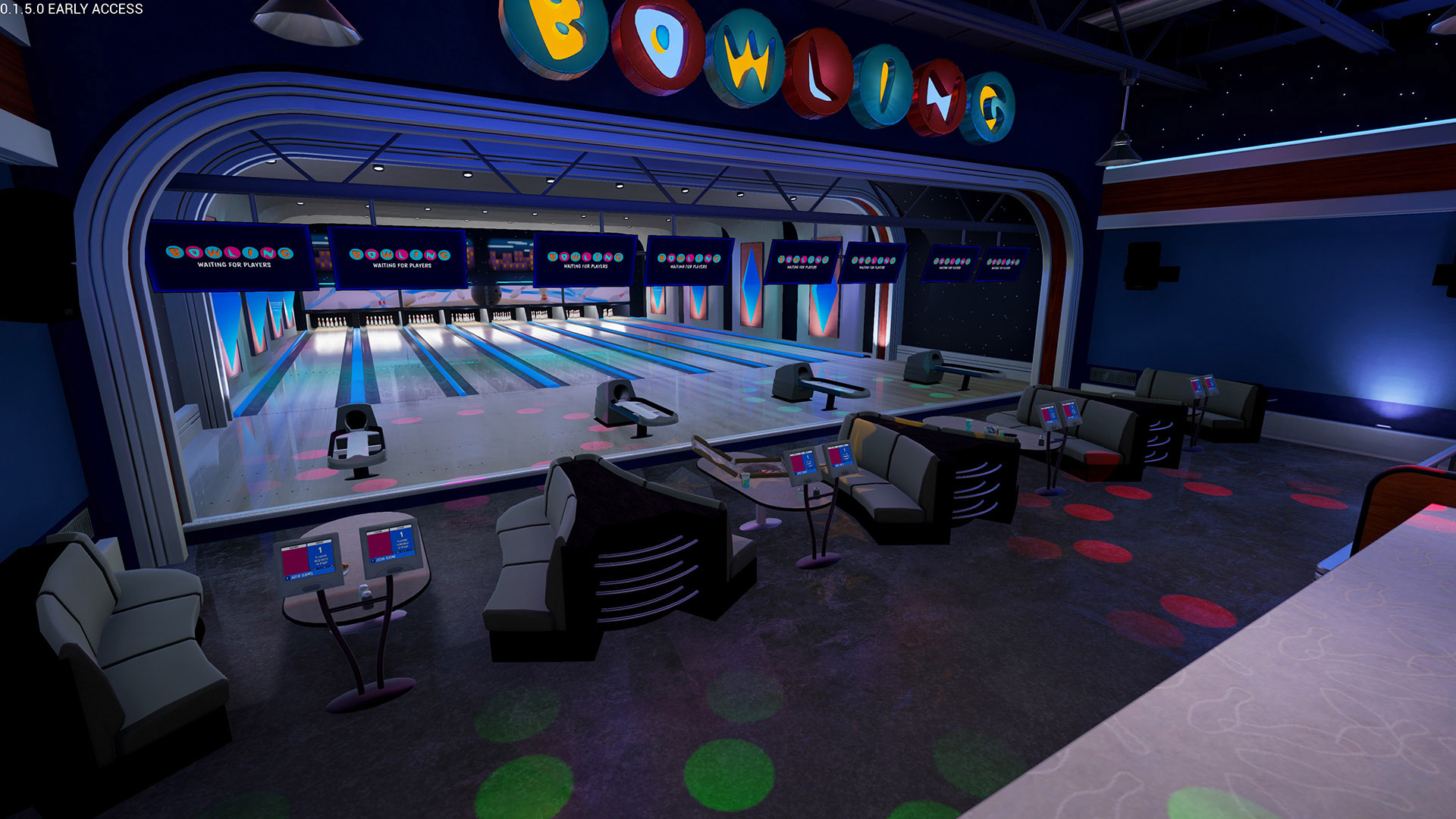 Bowling Update (with guest appearance: Monorail!) (0.1.5.0 ...