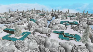 MAP] Minigolf: Skygolf (18/18) [WIP] - GMod Tower: Modifications