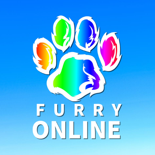 furry-online-game-logo-icon