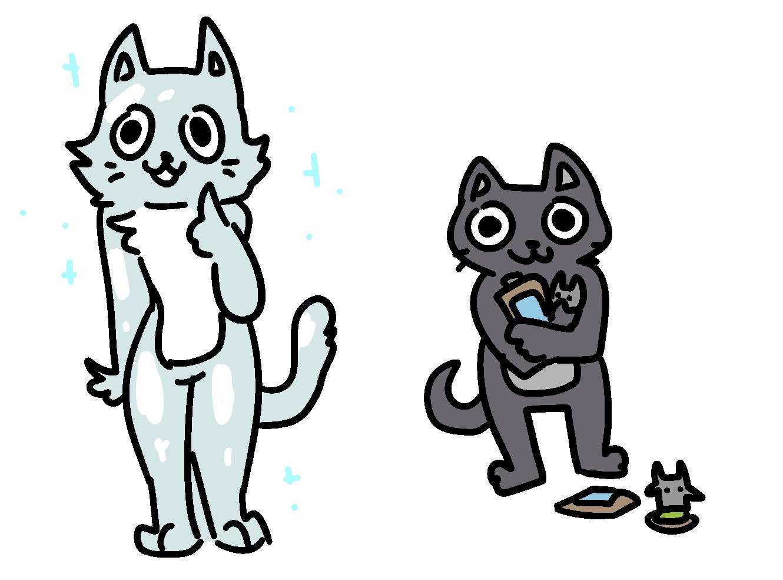 cates