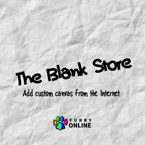 Blank Store