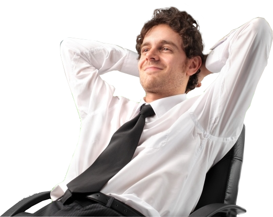 This Is Office Chair Man