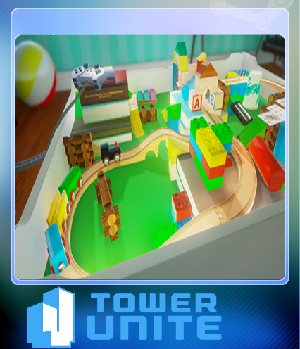 Toy room card