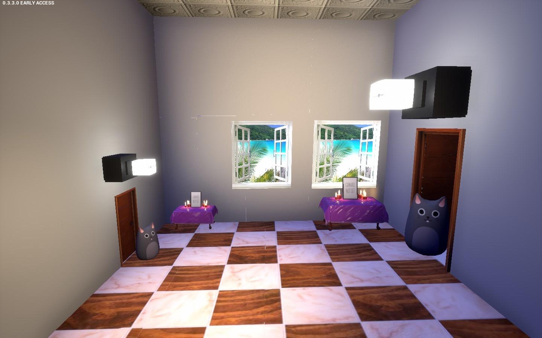Ames room (Optical illusion) - Condo Showcase - PixelTail Games ...